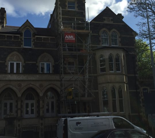 4 Cathedral Road, Cardiff