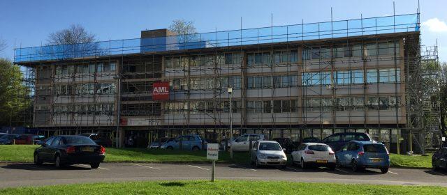 Glamorgan House, University Hospital of Wales, Cardiff