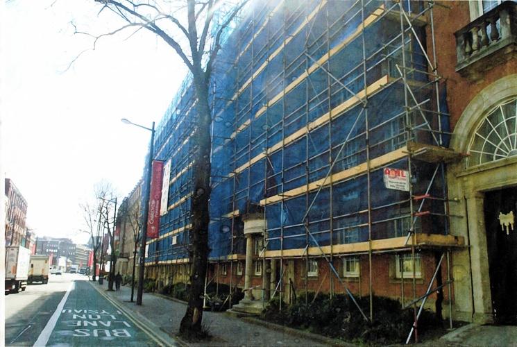 Westgate Street Flats