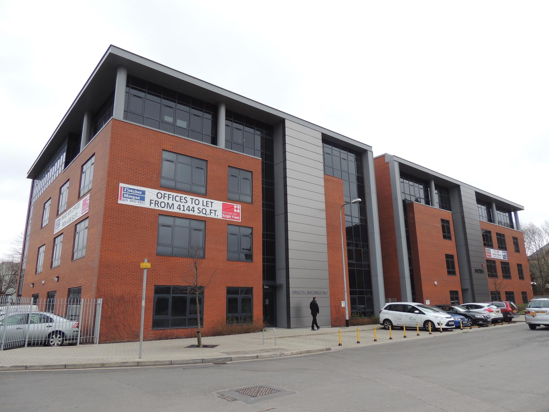 Driscoll Buildings, Cardiff