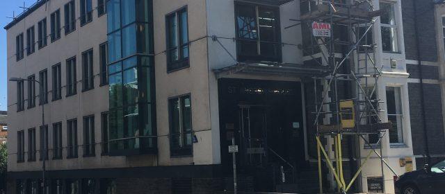 St. Andrew's Crescent, Cardiff.